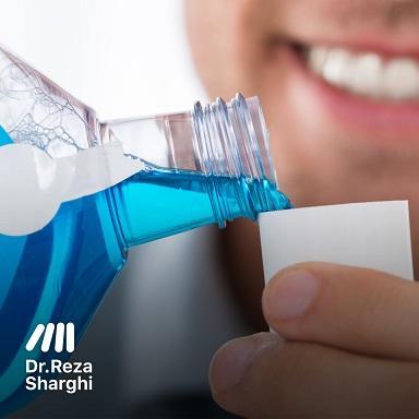 بهترین دندانپزشک: دهانشویه ارتودنسی