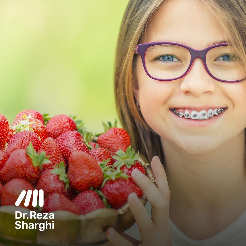 هفت غذا برای داشتن دندانهای سالمتر