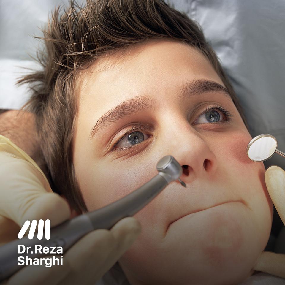 درمان دندانپزشکی برای کودکان اوتیسم