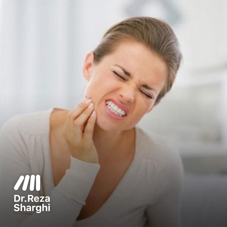 علایم اورژانسی دهان و دندان