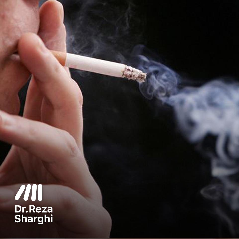 سیگار و ارتودنسی